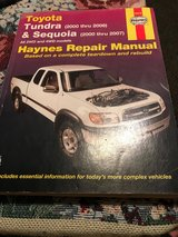 Toyota Repair Manual in Las Vegas, Nevada