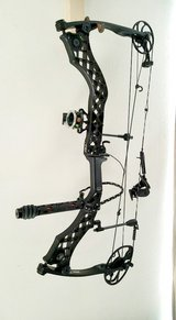 Mathews Bows - Two LIKE NEW 2015 models with accessories in Kingwood, Texas