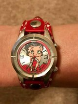 Light-up Betty Boop Watch in Sugar Land, Texas