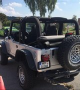 2006 Jeep Wrangler Rubicon in Hohenfels, Germany