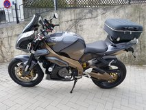 2003 Aprilia RSV 1000 Tuono euro spec in Ramstein, Germany