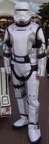 Star wars adult Stormtrooper Costume in Okinawa, Japan