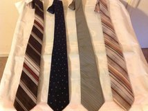 Men's Silk Ties in Cherry Point, North Carolina
