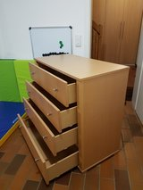 dresser with changing table in Wiesbaden, GE