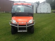 2007 Kubota RTV 1100 4x4 Diesel in Mobile, Alabama
