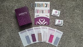Jamberry lot in Aurora, Illinois