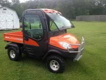 2007 Kubota RTV 1100 4x4 Diesel With Only 225 Hours in Moody AFB, Georgia