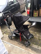 Joovy Caboose Double Stroller with attachments in Stuttgart, GE