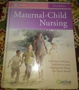 Text book Maternal-Child Nursing 3rd Edition with CD in Macon, Georgia