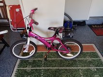 Barbie Bike in Camp Pendleton, California