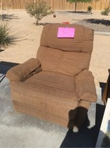 brown recliner in Barstow, California
