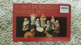 Nativity Set-10 pc in Chicago, Illinois