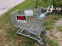 Heavy Duty Shopping Grocery Cart in Camp Lejeune, North Carolina