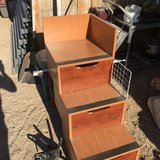 Steps With Drawers, good for pets in 29 Palms, California