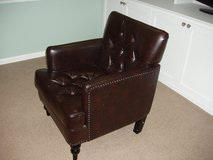 McKinley Bonded Leather Chair in Elgin, Illinois
