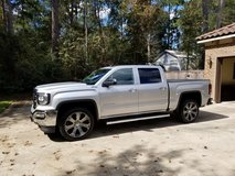 GMC Crew Cab Truck steps in Tomball, Texas
