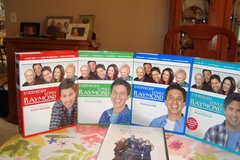 Several Everyone loves Raymond DVD (Some NEW) in DeKalb, Illinois