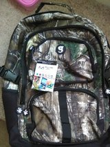 Real tree back pack in Tinley Park, Illinois