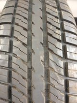 (1) Used P185/70R14 Warrior Tire in New Lenox, Illinois