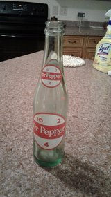 Dr Pepper 10 Oz Marked 10- 2-4 in Leesville, Louisiana