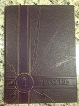 1949 Whischo Yearbook in Macon, Georgia