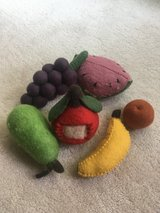 Wool Play Fruit Set in Bolingbrook, Illinois