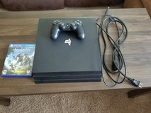 """""""like new"""" PS4 Pro in Fort Irwin, California"""
