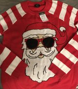 Santa sweater (new with tag) in New Lenox, Illinois