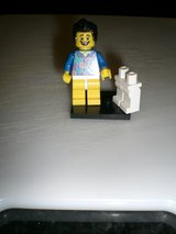 "Lego MOVIE Minifig ""Where are my Pants?"" Guy in Batavia, Illinois"