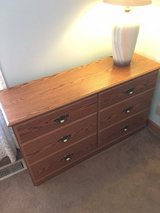 6 drawers wood dresser in Westmont, Illinois