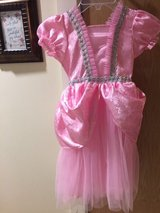 pink princess dress in Okinawa, Japan