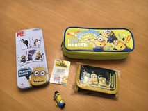 Minions items in Ramstein, Germany