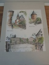 Large Drawings in Baumholder, GE