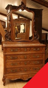 Freddy's - Louis XV dresser in Ramstein, Germany