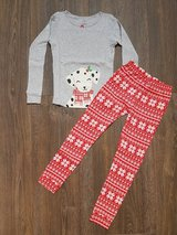 Carter's Christmas pajama Size 7 in Fort Carson, Colorado