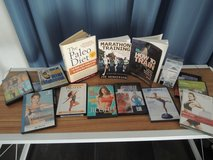 PRICE REDUCED - Fitness Books and DVD in Baumholder, GE