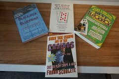 PRICE REDUCED - Books on Games of Chance in Baumholder, GE