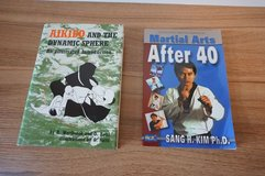 PRICE REDUCED - Martial Art Books in Baumholder, GE