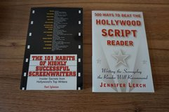PRICE REDUCED - Screenwriting Books in Baumholder, GE