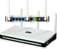 D LINK DIR-655 Wireless Router in Hohenfels, Germany