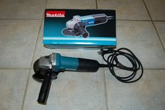 Makita Angle Grinder and Ryobi Jigsaw, in Spangdahlem, Germany