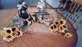 Adorable Fall Centerpieces in Joliet, Illinois