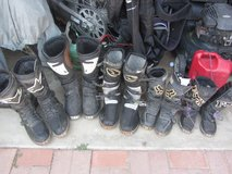 kids and Adult MX/ATV boots in El Paso, Texas