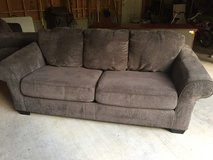 Grey Sofa Sleeper in Fort Belvoir, Virginia