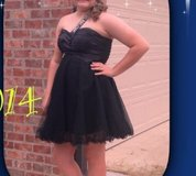 Black Homecoming Dress in Leesville, Louisiana