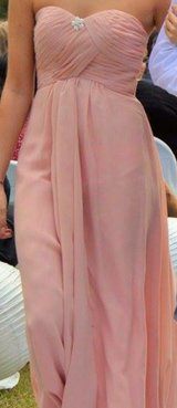 Simple Pink Gown in Leesville, Louisiana