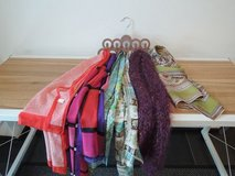 PRICE REDUCED - Selection of Scarves in Ramstein, Germany