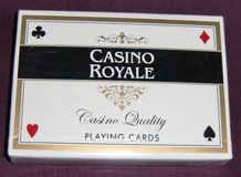 Poker Cards James Bond Casino Royal in Grafenwoehr, GE