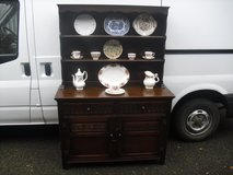 Superb Oak Jaycee Of Brighton Plate Rack Sideboard Dresser in Lakenheath, UK