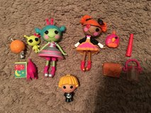 Lalaloopsy Littles in Beaufort, South Carolina